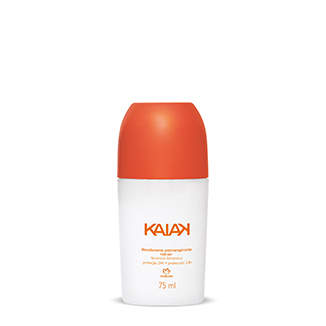 Kaiak – Desodorante Anitranspirante Roll-On - Femenino